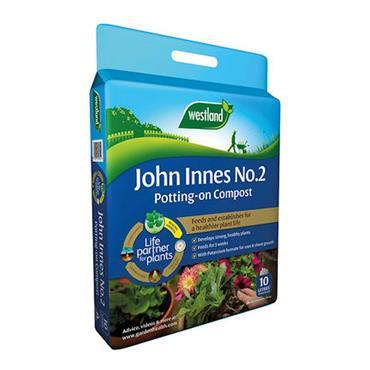 Westland John Innes No.2 Potting On Compost 10L