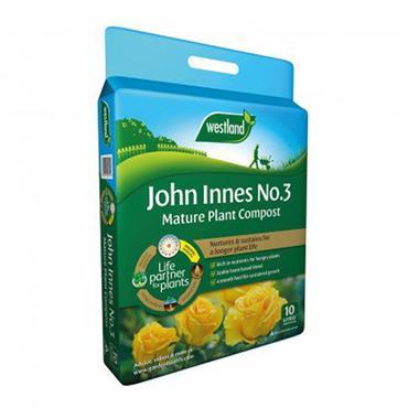 Westland John Innes No.3 Mature Plant Compost 10L