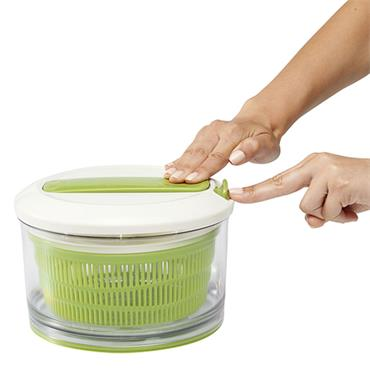 KitchenCraft Chef'n Spin Cycle Small Salad Spinner