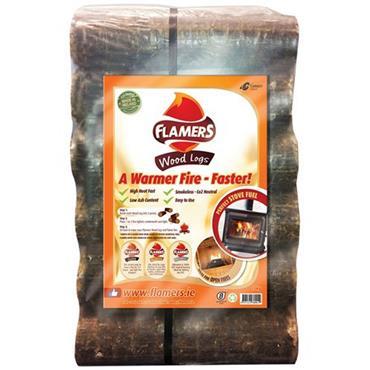 King Flamers Wood Logs 10kg