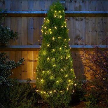 Smart Garden 100 Warm White LED String Lights