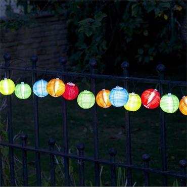 Smart Garden Chinese Lanterns 10pce