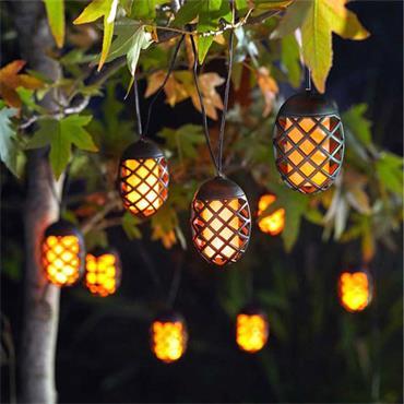 Smart Garden Cool Flame String Lights 10pce