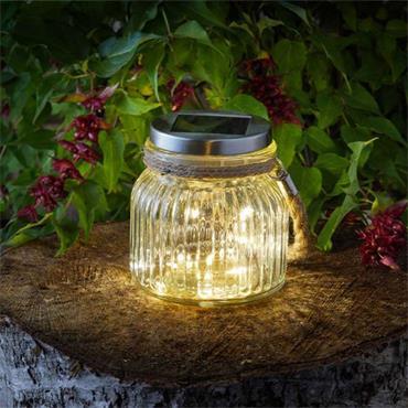 Smart Garden Firefly Glass Jar