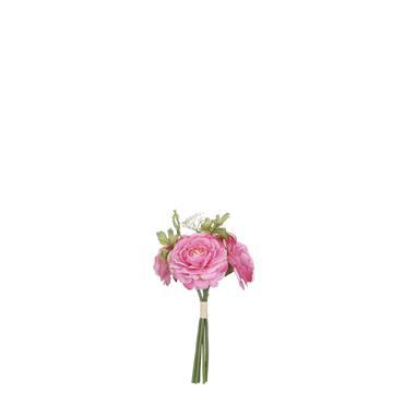 Edelman Bouquet Peony Fuchsia