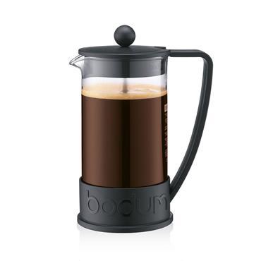 Bodum Brazil French Press Coffee Maker Black 350ml
