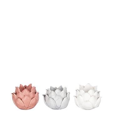 Edelman Assorted Tealight Holder Flower