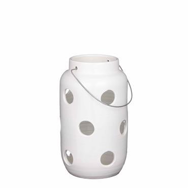 Edelman Arena Lantern White Medium
