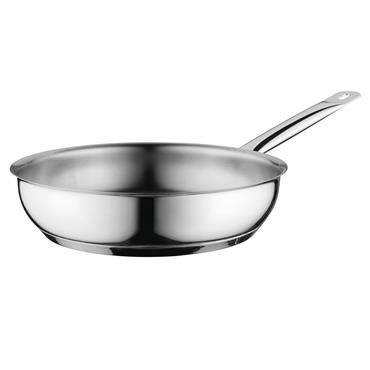 24cm Stainless Steel Frypan