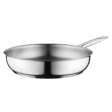 28cm Stainless Steel Frypan