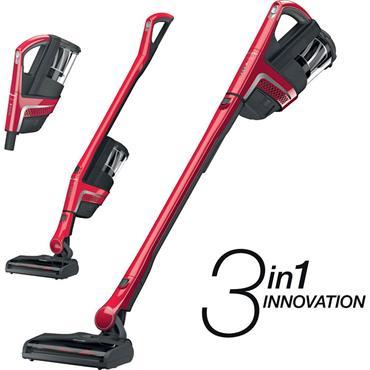 Miele Triflex HX1 Cordless Vaccum Cleaner Ruby Red