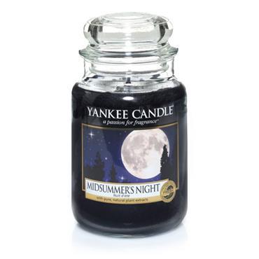 Yankee Candle Midsummer Night Large Jar