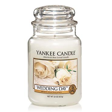 Yankee Candle Large Jar Wedding Day