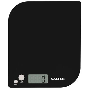 Salter Electronic Kitchen Scales Black
