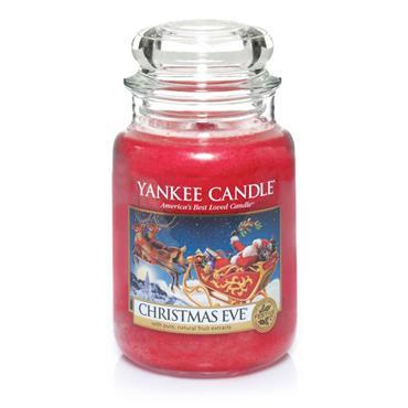 Yankee Candle Large Jar Christmas Eve
