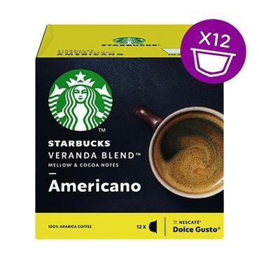 Starbucks Blonde Americano