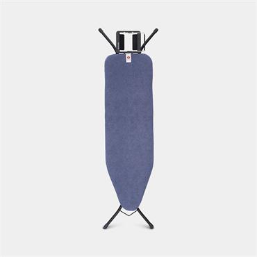 Brabantia Ironing Board 124x38cm Denim Blue (b)