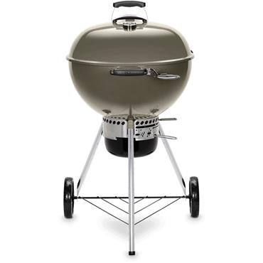 Weber 57cm Master-Touch GBS C-5750 Charcoal Barbecue Smoke Grey