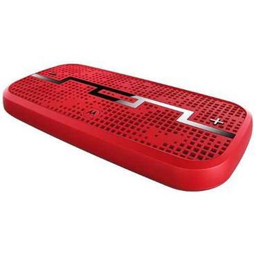 SOL Republic Deck Portable Bluetooth Speaker Red