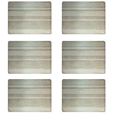 Denby Colours Natural Placemats 6pk