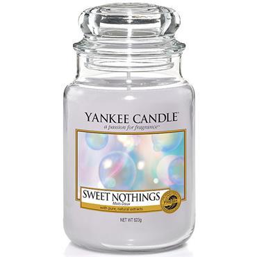 Yankee Candle Large Jar Sweet Nothings