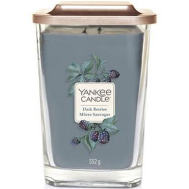 Yankee Candle Elevation Large Jar Dark Berries