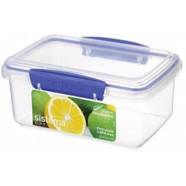 Sistema Rectangular 1L Container