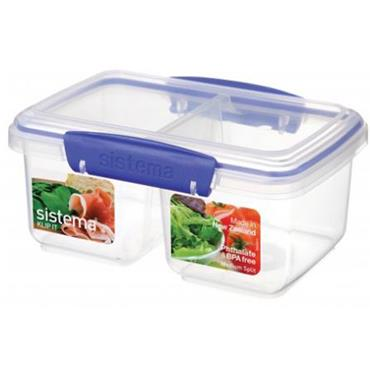 Sistema Rectangular 1L Split Container