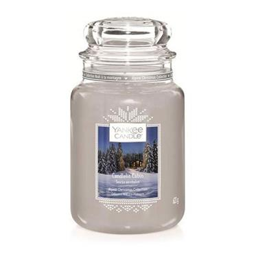 Yankee Candle Large Jar Candlelit Cabin