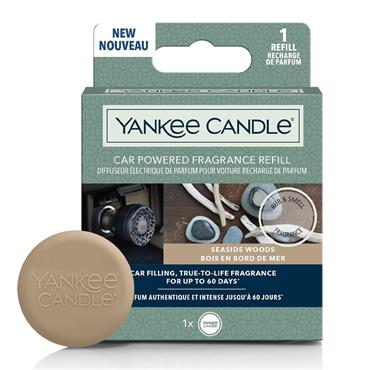 Yankee Candle Car Powered Fragrance Refill Seaside Woods
