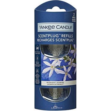 Yankee Candle Midnight Jasmine Scent Plug Refills