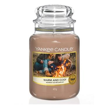 Yankee Candle Large Jar Warm & Cosy