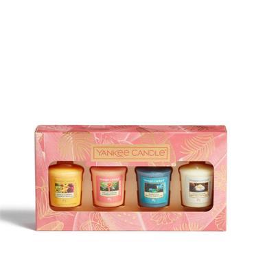 Yankee Candle 4 Votive Gift Set