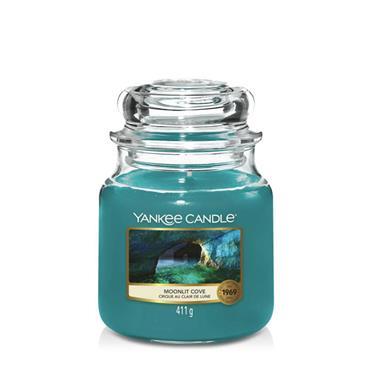 Yankee Candle Moonlit Cove Medium Jar