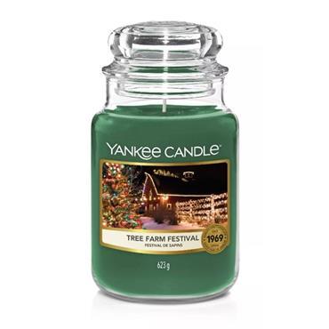 Yankee Candle Large Jar Tree Farm Festival