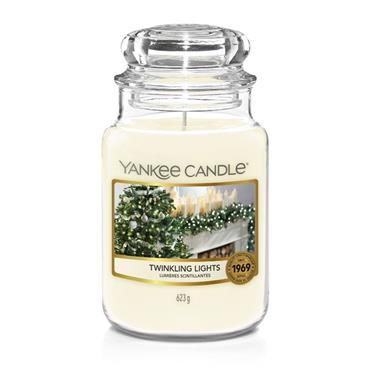 Yankee Candle Large Jar Twinkling Lights