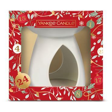 Yankee Candle Melt Warmer Wax Melt & Tea Light Gift Set