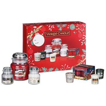 Yankee Candle Christmas Wow Festive Gift Set