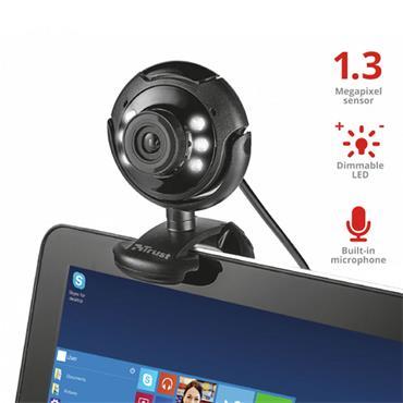 Trust Spotlight Pro Webcam with LED's