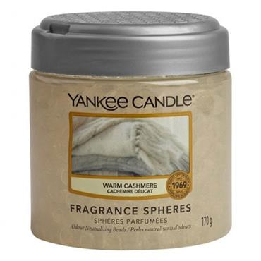 Yankee Candle Warm Cashmere Fragrance Sphere
