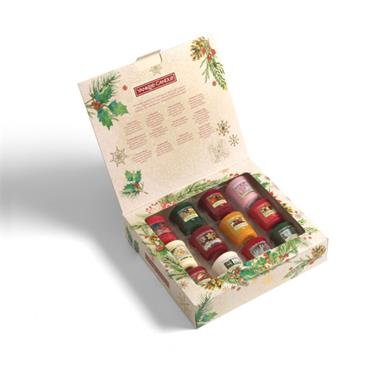 Yankee Candle 12 Votive Candle Gift Set