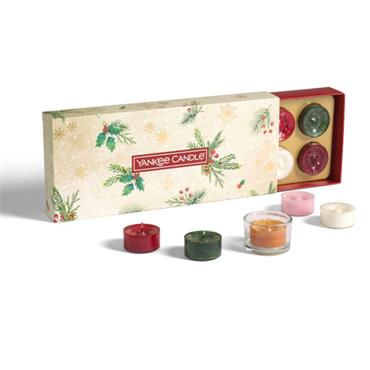 Yankee Candle 10 Tea Light Gift Set