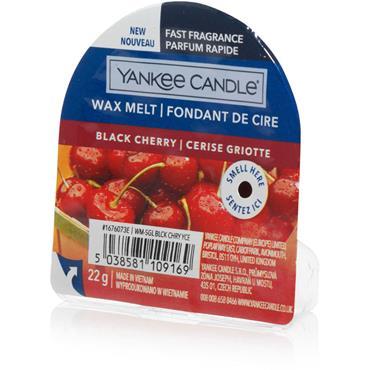 Yankee Candle Wax Melt Black Cherry