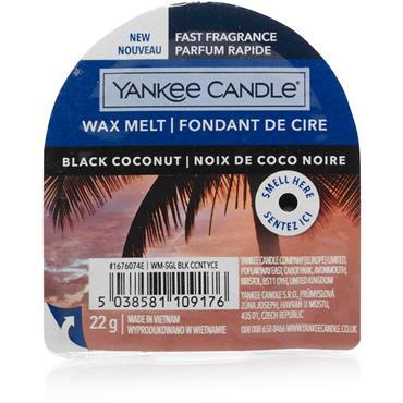 Yankee Candle Wax Melt Black Coconut