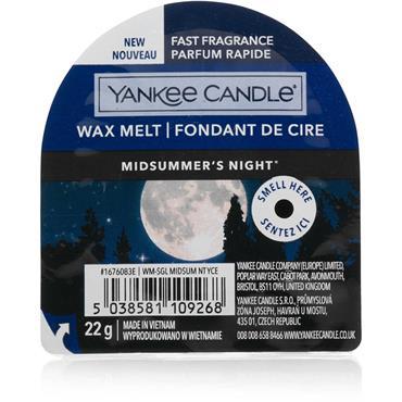 Yankee Candle Wax Melt Midnight Jasmine