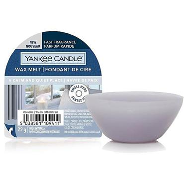 Yankee Candle Wax Melt A Calm & Quite Place