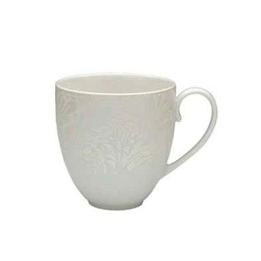 Denby Monsoon Lucille Gold Large Mug Set 4pce