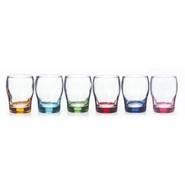 Newgrange  Rainbow Juice Glass