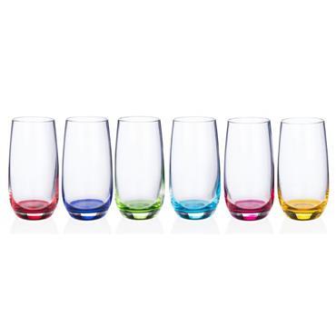 Newgrange Rainbow Hiball Glasses