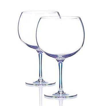 Newgrange Unicorn Gin Glasses Pair